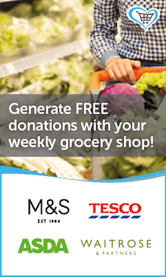 Generate FREE donations with your weekly grocery shop!